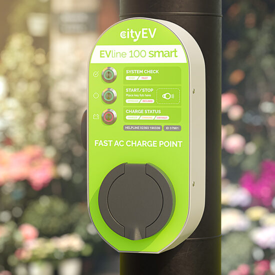 Home Charge Points – Smart unit – OLEV approved