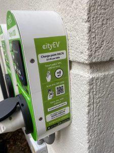 EVopencard app for EV charge points