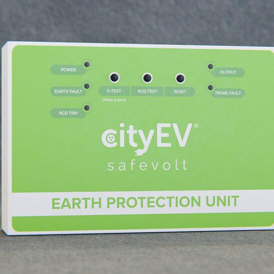CityEV Safevolt® 100-DCB EV PME Automatic Fault Detector Single Phase Version