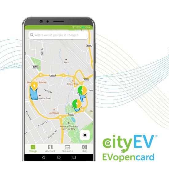 The EVopencard app – now on iPhone & Android!