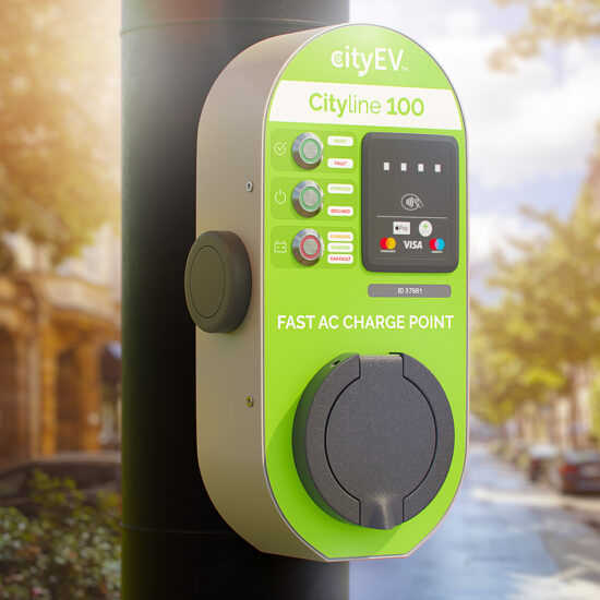 CityEV installs 80 electric vehicle charge points for Barnet