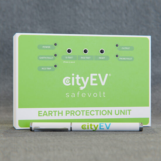 CityEV SafeVolt™ PME Fault Detection